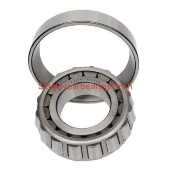 93825A/93126 Single row bearings inch