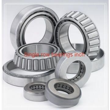 82562/82931 Single row bearings inch