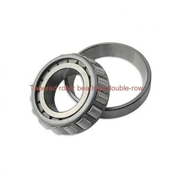EE631307D 631484 Tapered Roller bearings double-row