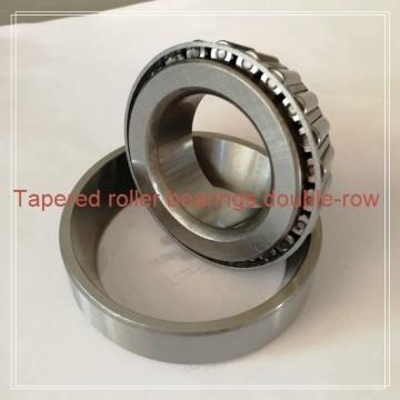 07100-S 07196D Tapered Roller bearings double-row